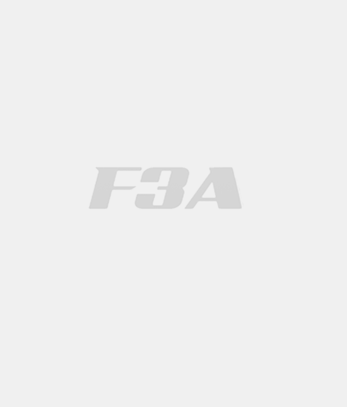 "Gator-RC 1.5"" (38mm) CNC Aluminum Servo Arm - Futaba style 25 tooth (Red)_2"